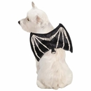 Zack & Zoey Skeleton Glow Wing Harness Costume - XSmall