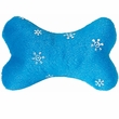 Zanies Blizzard Bone Blue - Small 4""