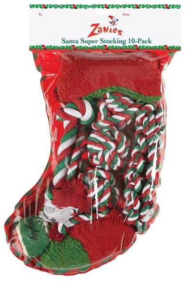 ZANIES-SANTAS-SUPER-STOCKING-10-PACK