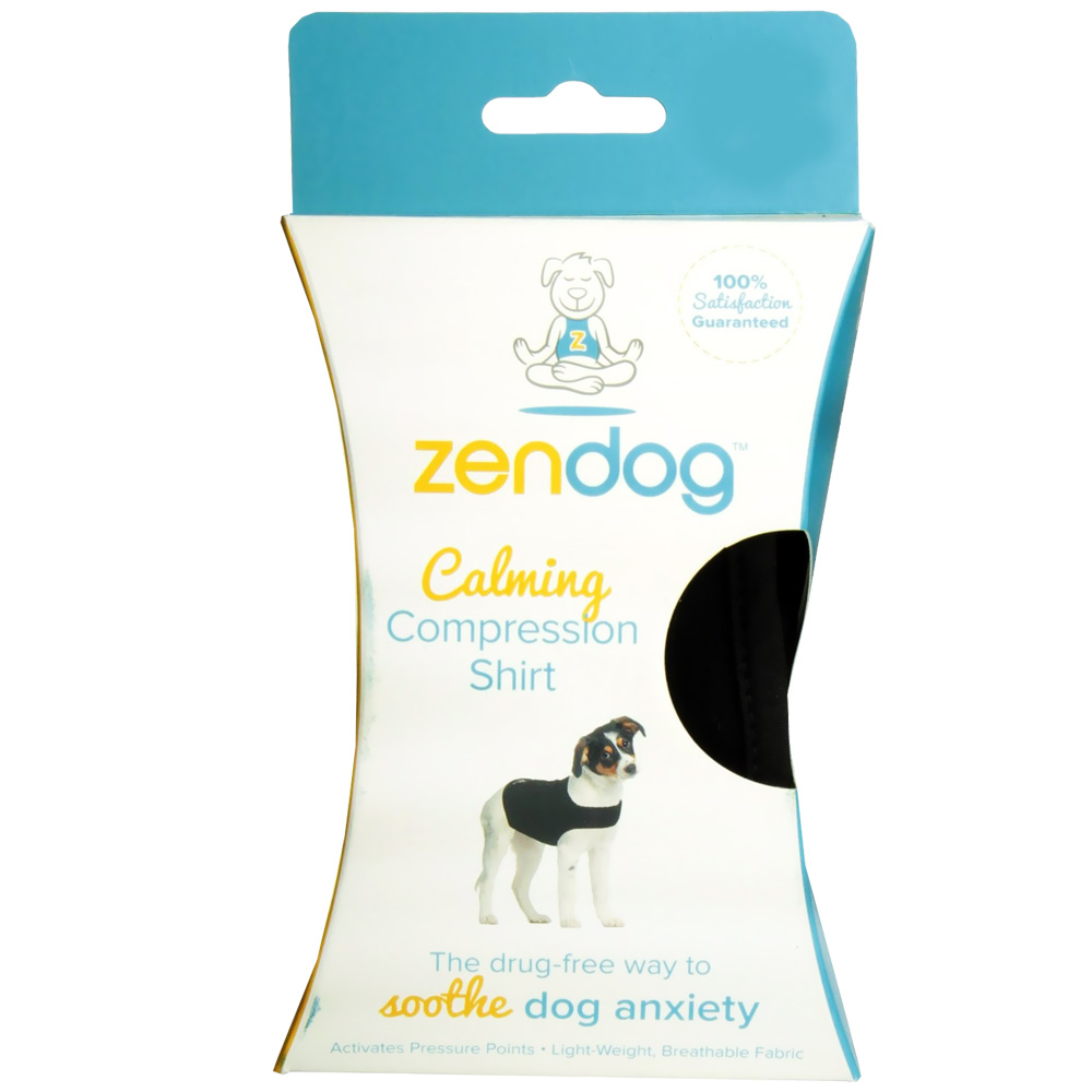 ZenDog Calming Compression Shirt - XSmall im test