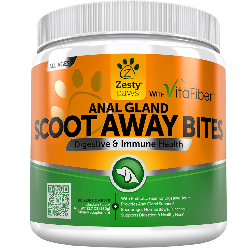 Zesty Paws Digestion Supplements