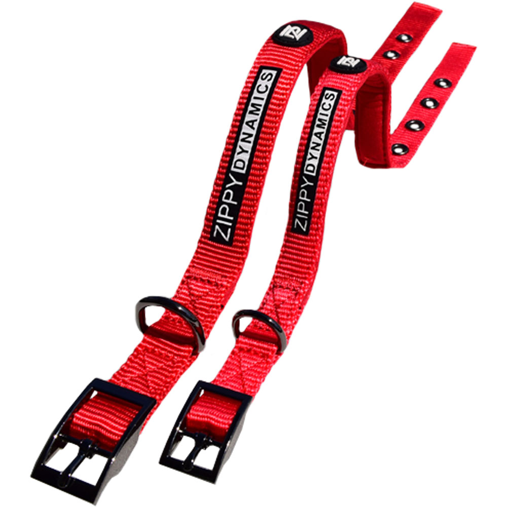 ZIPPY-DYNAMICS-ZIPPY-COLLAR-RED-16-INCHES