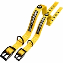 "Zippy Dynamics Zippy Collar - Yellow (14"")"