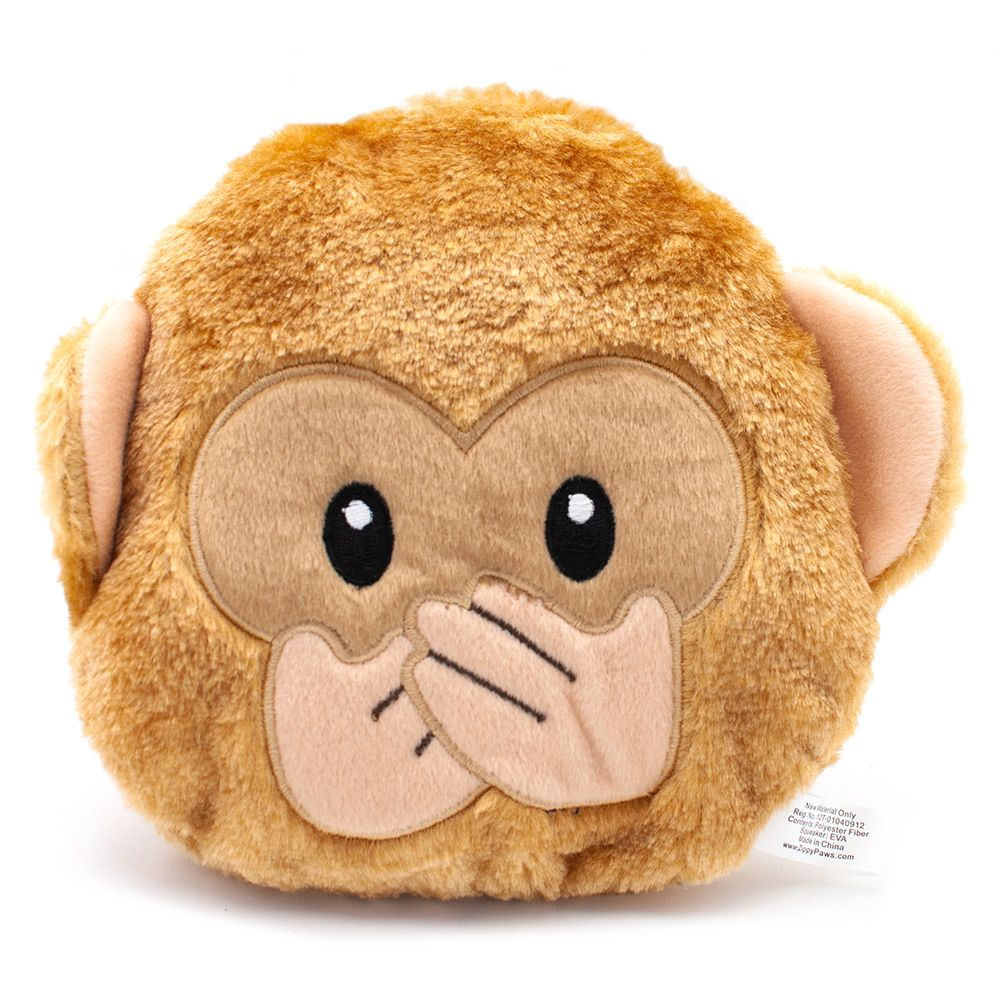 ZIPPYPAWS-EMOJIZ-SPEAK-NO-EVIL-MONKEY