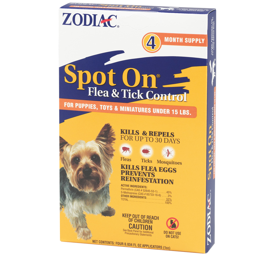 ZODIAC-SPOT-ON-FLEA-AND-TICK-CONTROL-FOR-PUPPIES-UNDER-15-LBS-4-PACK