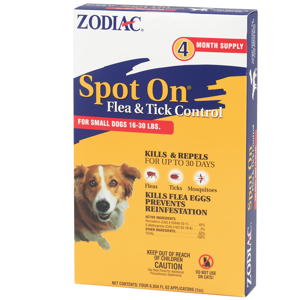 ZODIAC-SPOT-ON-FLEA-AND-TICK-CONTROL-FOR-SMALL-DOGS-16-30-LBS-4-PACK