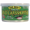 Zoo Med Can O' Grasshoppers (12 Pack)