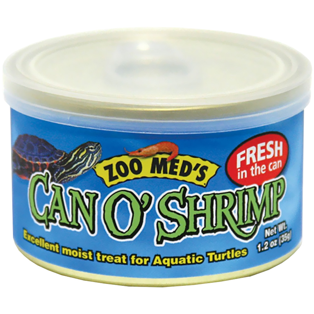 http://www.entirelypets.com - Zoo Med Can O' Shrimp (1.2 oz) 2.99 USD