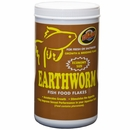 Zoo Med Earthworm Fish Food Flakes & Sinking Sticks