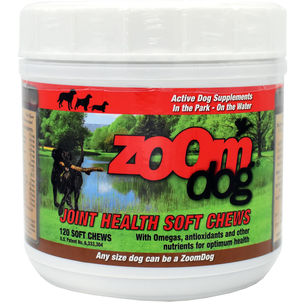 ZoomDog Joint Health Soft Chews (120 count) im test