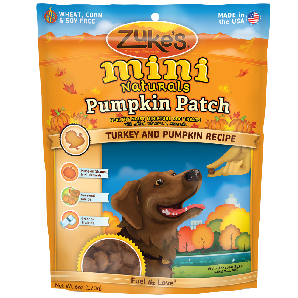 turkey and pumpkin for dogs