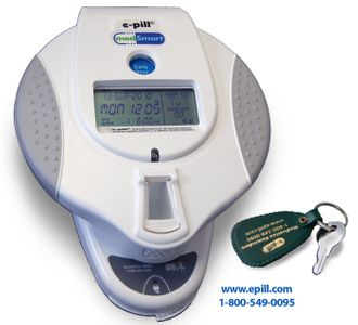 e-pill MedSmart Automatic Pill Dispenser