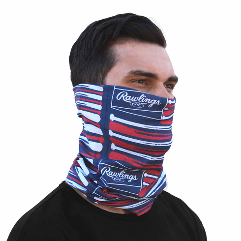 Baseball Bat USA Flag Gaiter by Rawlings<br>PRE-ORDER NOW FOR EARLY-MID NOVEMBER DELIVERY!
