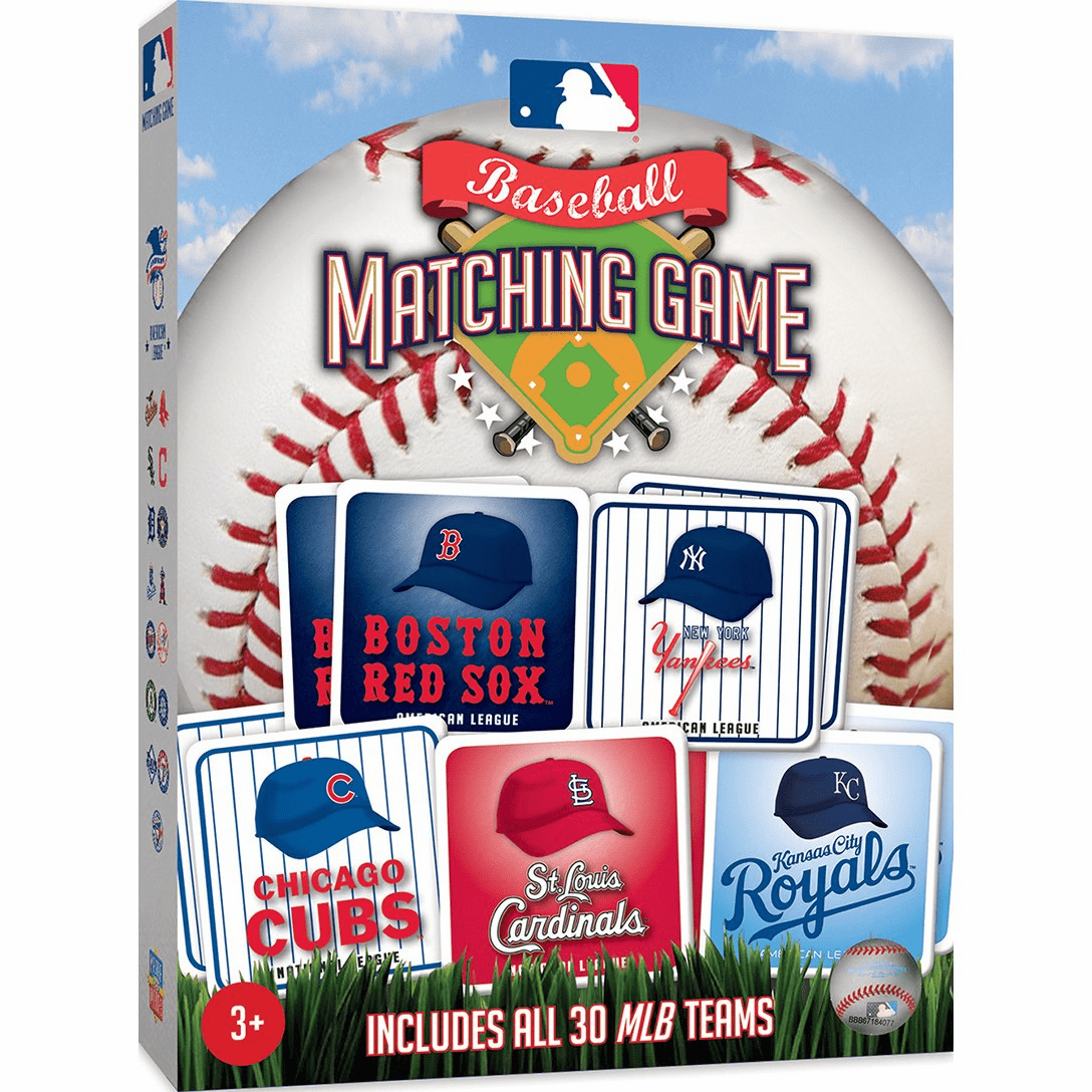 Baseball MLB Matching Game<br>IN STOCK NOW!