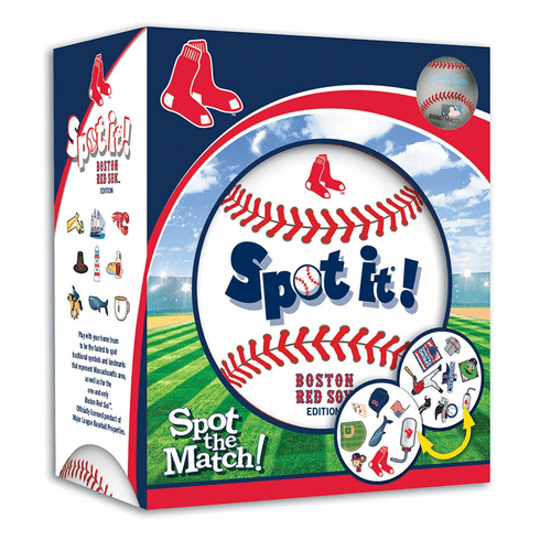 Baseball Spot it! Game Boston Red Sox Edition<br>LESS THAN 4 LEFT!