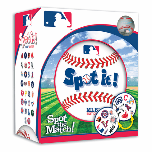 Baseball Spot it! Game MLB Edition<br>LESS THAN 4 LEFT!