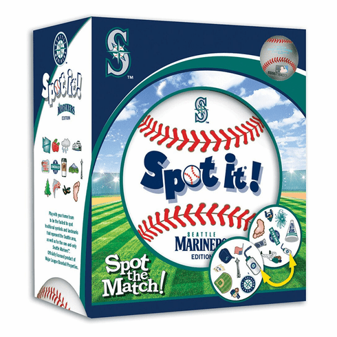 Baseball Spot it! Game Seattle Mariners Edition<br>ONLY 2 LEFT!