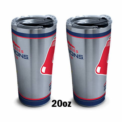 Boston Red Sox 2018 World Series Champions Stainless Steel Tumblers by Tervis<br>CHOOSE 20oz or 30oz!