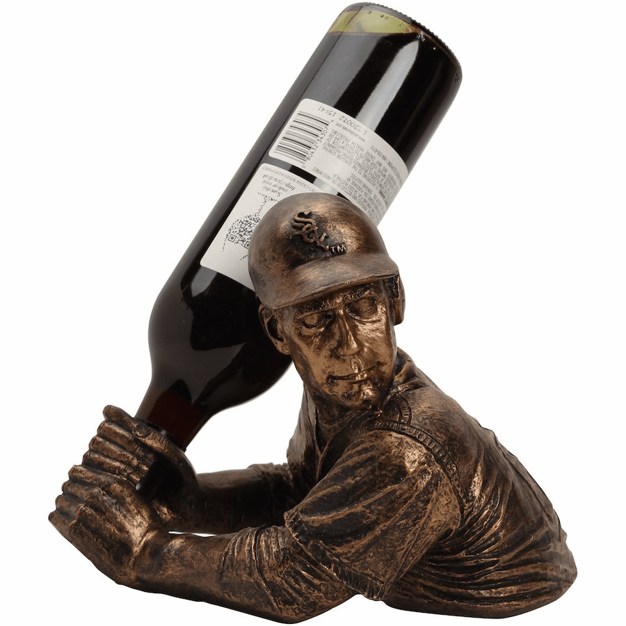 Chicago White Sox Bam Vino Baseball Batter Wine Bottle Holder