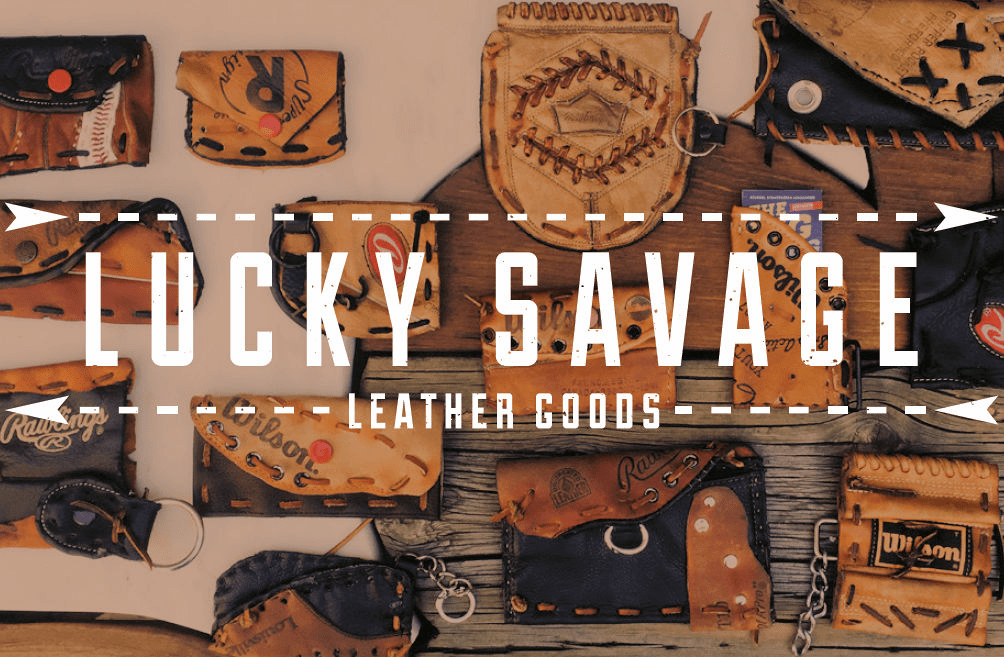 Lucky Savage One-Of-A-Kind Leather Goods
