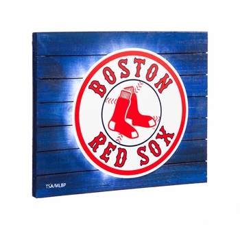 MLB Baseball Team Lit Wall D�cor
