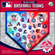 WEEKLY SPECIAL #2<br>MLB Team Logos Home Plate Shaped 500 Piece Baseball Puzzle<br>LESS THAN 8 LEFT!
