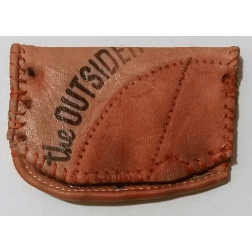 One-Of-A-Kind Baseball Glove Credit Card ID Case by Lucky Savage