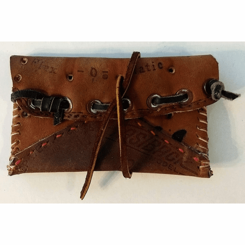 One-Of-A-Kind Rawlings Baseball Glove Business Card Holder / Credit Card Case by Lucky Savage