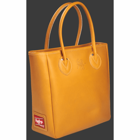 Rawlings Premium Leather Tan Tote Bag<br>ONLY 4 LEFT!