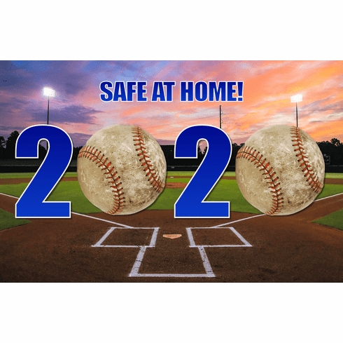 Safe At Home 2020 Baseball 308 Piece Jigsaw Puzzle