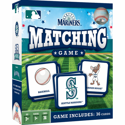 Seattle Mariners Baseball Matching Game<br>ONLY 3 LEFT!