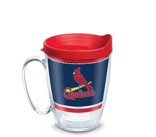 Set of Two MLB Team 16oz Mugs with Lids by Tervis<br>ALL MLB TEAMS!