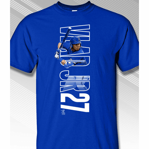 Vlad Guerrero Jr. In His Name T-Shirt<br>Short or Long Sleeve<br>Youth Med to Adult 4X