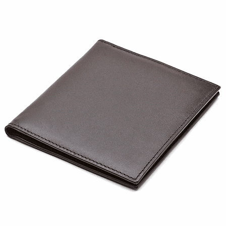 38 Card Leather Business Card File