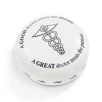 A Great Doctor Desktop Paperweight