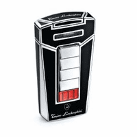 Aero Single Jet Flame Lighter by Lamborghini