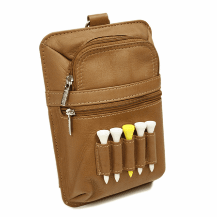 All in One Golf Pouch with Scorecard