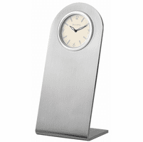 Archdale Contemporary Desktop Clock By Bulova