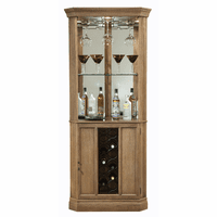 Bairmont Wine & Bar Cabinet by Howard Miller - Discontinued