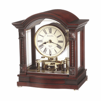 Bardwell Chiming Mantel Clock by Bulova