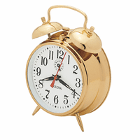Bellman Alarm Collection  Clock by Bulova