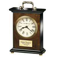 Berkley Tabletop Clock by Howard Miller