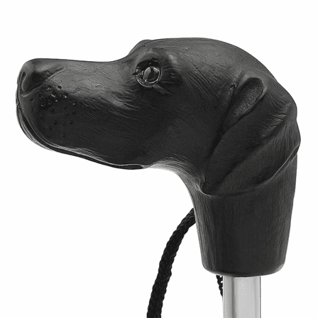 Black Labrador Mini Umbrella