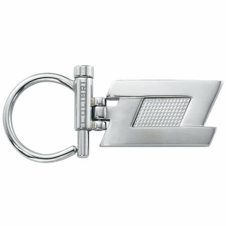 Blade Collection Stainless Steel Key Ring - Discontinued