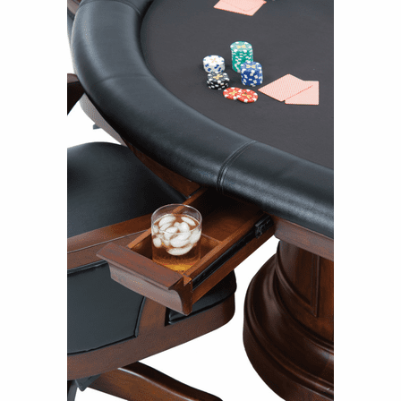 Bonavista Game Table by Howard Miller