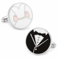Bride & Groom Wedding Cufflinks