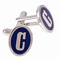"""C"" initial cufflinks - Discontinued"