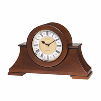 Cambria Chiming Mantel Clock by Bulova