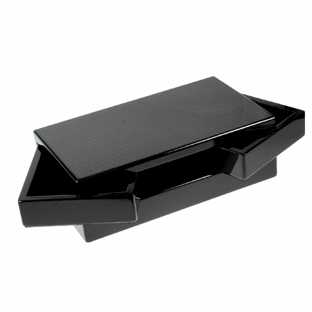 Carbon Fiber Keepsake and Stationery Box