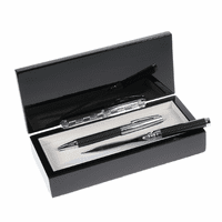 Carbon Fiber Pen and Letter Opener Gift Set